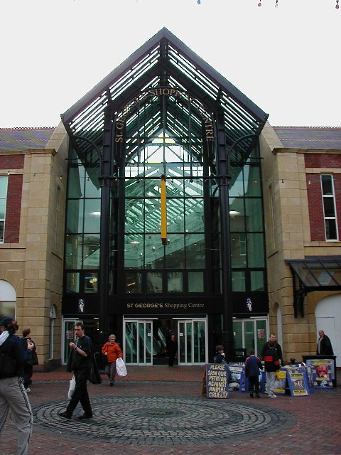St Georges Shopping Centre